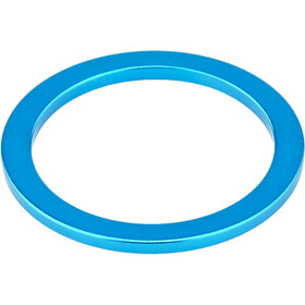 "KCNC Headset Spacer 1 1/8"" 2mm, blue"